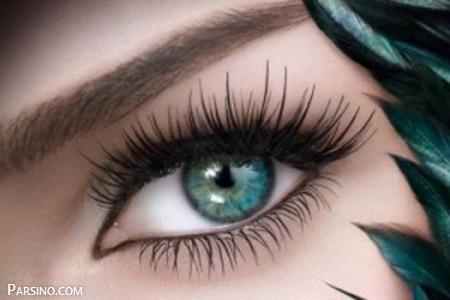 عکس پروفایل چشم دخترانه سری ۲