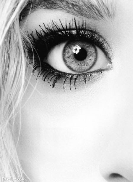 عکس پروفایل , عکس پروفایل چشم , عکس پروفایل چشم دخترانه , عکس پروفایل صورت با نقاب