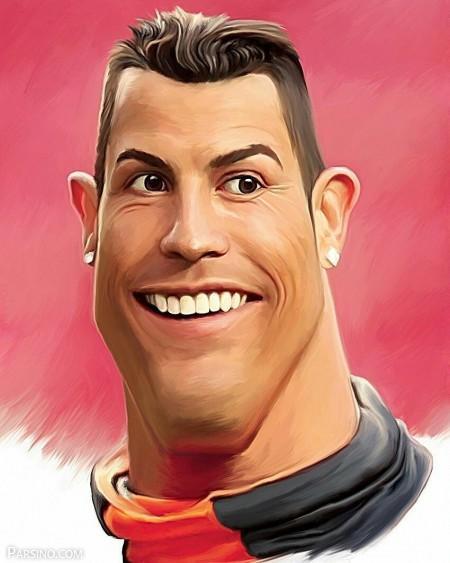 کاریکاتور ورزشی , عکس های کاریکاتور ورزشی , گالری تصاویر بامزه کاریکاتور ورزشی