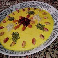 طرز تهیه خورش ماست اصفهانی