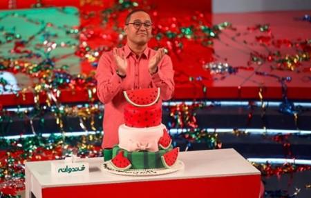 کیک تولد فصل پنجم خندوانه
