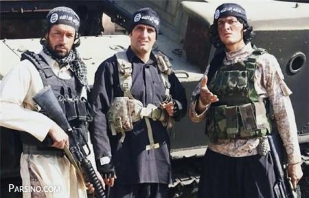 حضور داعشی ها در پایتخت 5