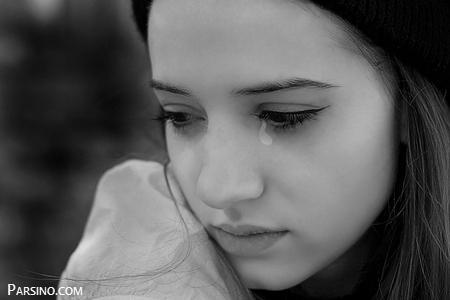 عکس پروفایل دخترانه , عکس پروفایل غمگین دخترونه , عکس پروفایل گریه دار