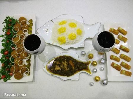آموزش پخت قلیه ماهی , طرز تهیه قلیه ماهی , قلیه ماهی خوشمزه
