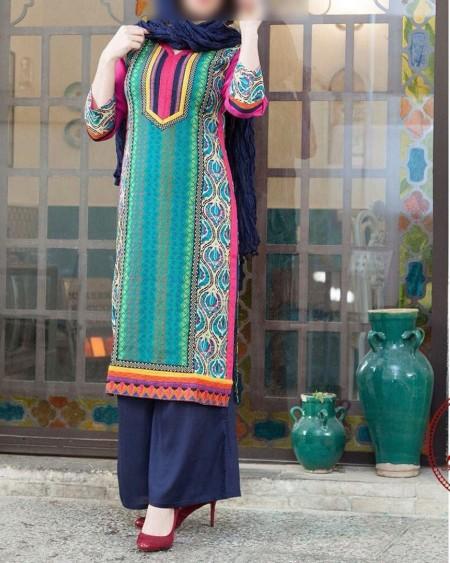 مدل مانتوهای سنتی و زیبا بلند