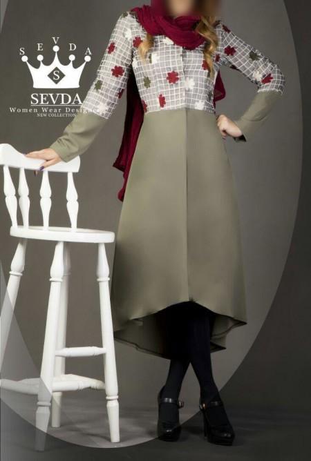مدل مانتوهای بلند زنانه شیک ایرانی