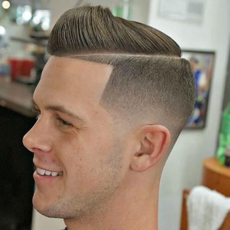 مدل مو مردانه زیبا و کوتاه شده