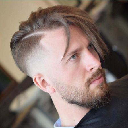 مدل مو مردانه کوتاه و بلند زیبا