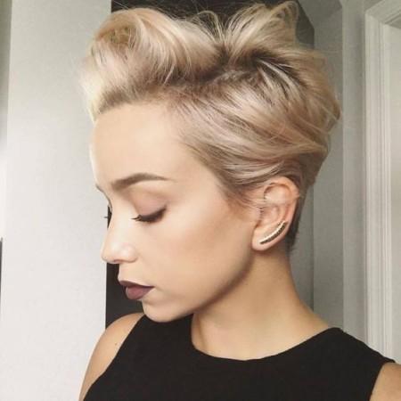 موی کوتاه زنانه و دخترانه زیبا