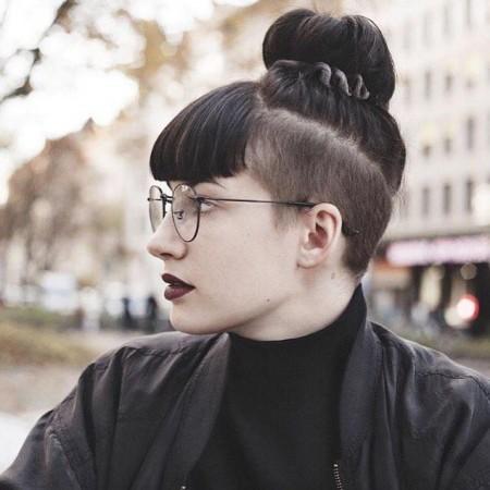 مدل بافت موی کوتاه