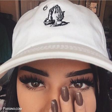مدل ابرو دخترانه , مدل ابرو شیک , مدل ابرو 2018