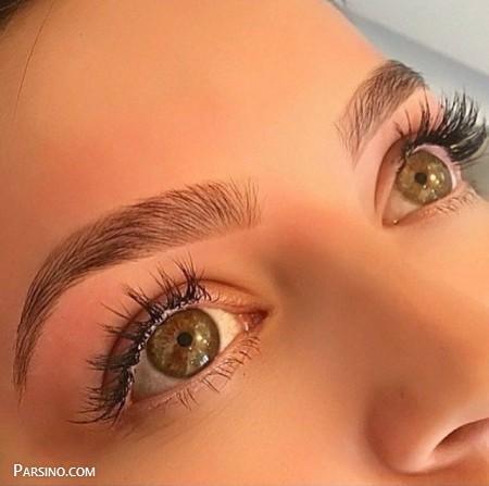 مدل ابرو برای پروفایل , مدل چشم و ابرو , مدل ابرو زیبا