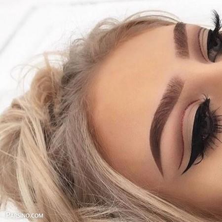 مدل ابرو خوشگل , مدل ابرو جذاب , مدل ابرو دخترانه ایرانی