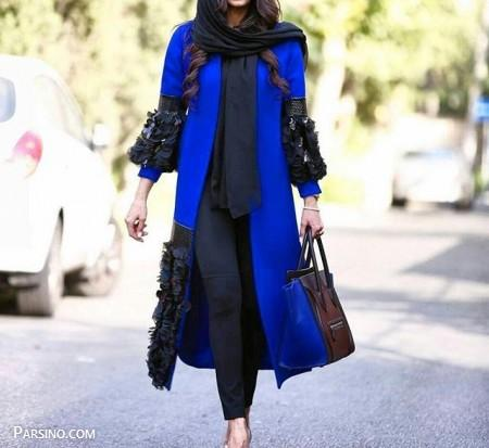مدل مانتو بلند 2018 , مدل مانتو بلند اسپرت , مدل مانتو بلند ترکی