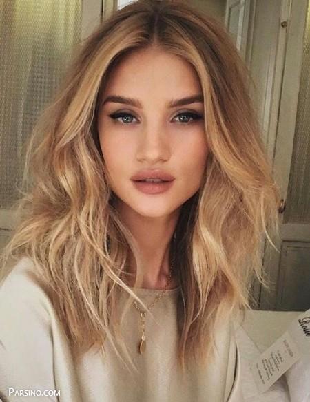 مدل موی باز , مدل موی باز زنانه , مدل موی باز بلند , مدل موی باز دخترونه