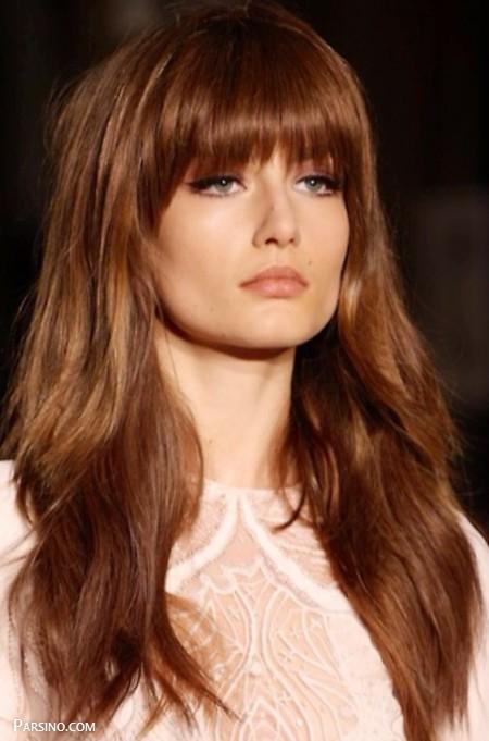 مدل مو باز شیک , مدل مو باز زنانه , مدل مو باز زنانه مجلسی