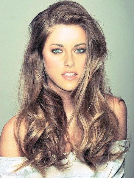 مدل مو جدید مجلسی , مدل مو باز دخترانه , مو باز شیک , مدل موی باز مجلسی , مدل مو بلند مجلسی