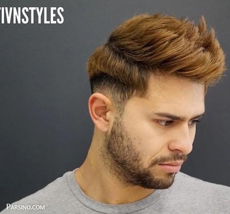مدل مو مردانه جدید ,مدل مو مردانه ساده ,مدل مو مردانه خفن