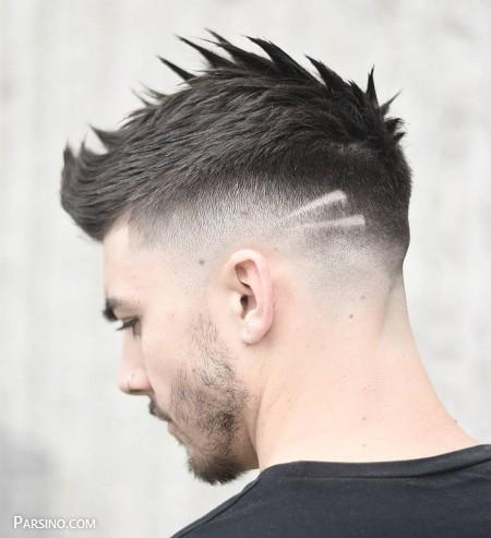 مدل مو مردانه و پسرانه کوتاه 2018   موی خامه ای ، جدید و ساده ...