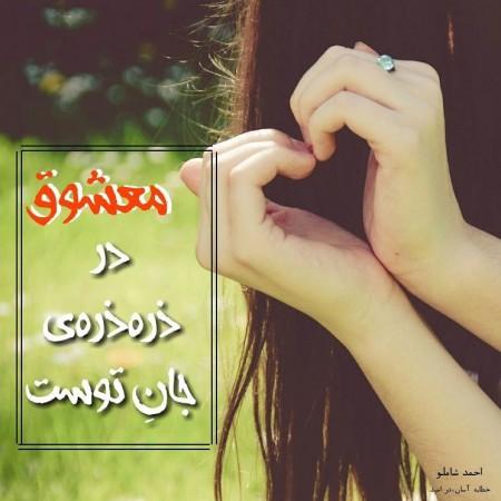 اشعار احمد شاملو , اشعار عاشقانه احمد شاملو , اشعار کوتاه احمد شاملو