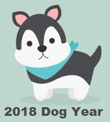 اتفاقات سال سگ , سال سگ چه سالی است , طالع بینی سال 1397