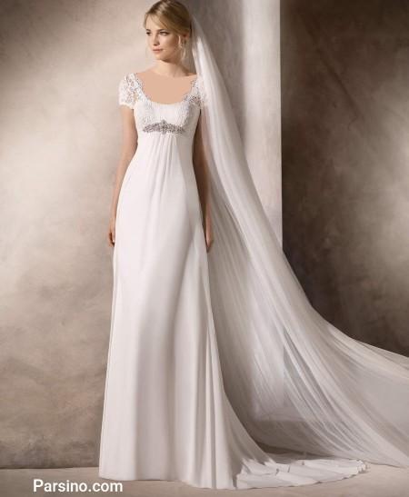 لباس عروس شیک , مدل لباس عروس خارجی