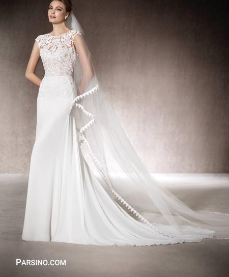 مدل لباس عروس خاص و شیک
