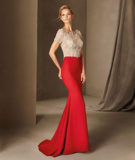 لباس مجلسی سایز بزرگ , مدل لباس مجلسی بلند 2018 , مدل لباس مجلسی بلند 97