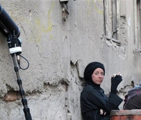 عکس الیزابت در سریال پایتخت 5