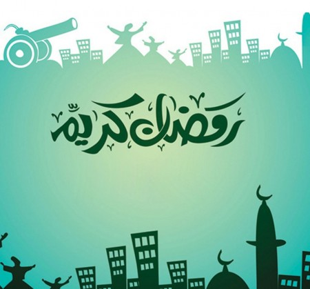 عکس پروفایل ماه رمضان , رمضان الکریم مبارک