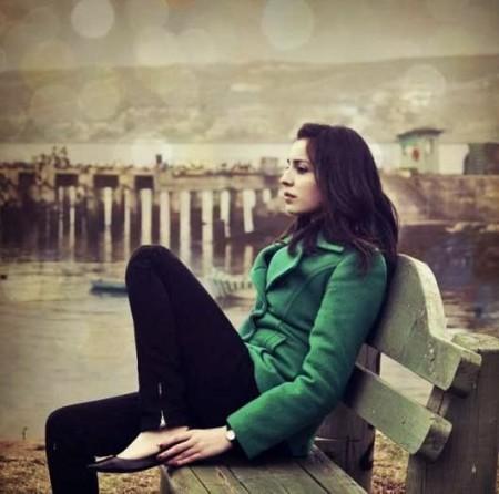 عکس پروفایل غمگین و تنهایی