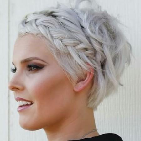 مدل بافت موی جمع و زیبا