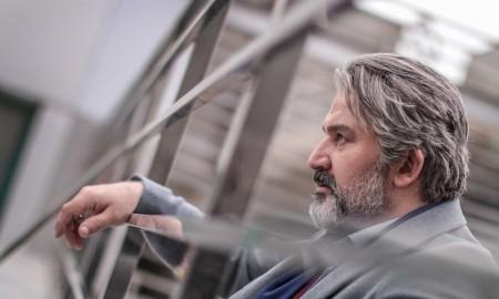 مهدی سلطانی در سریال پدر