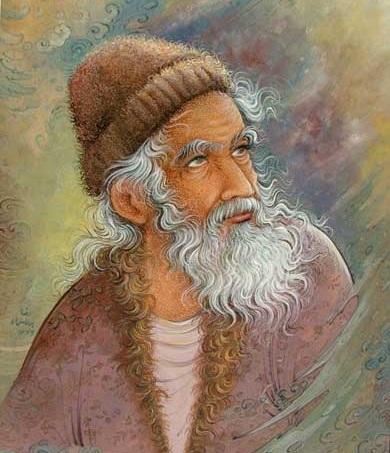 عکس و بیوگرافی بابا طاهر