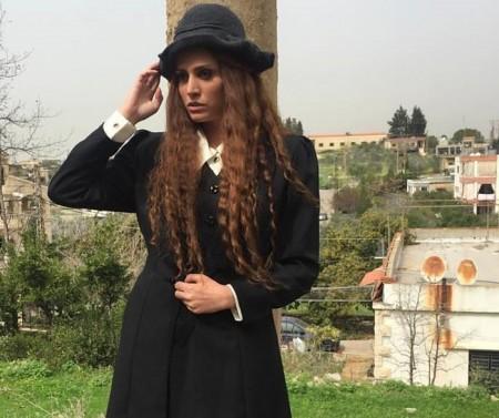 آدرس اینستاگرام آن ماری سلامه , Anne-Marie Salameh