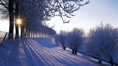 متن زیبای زمستانی
