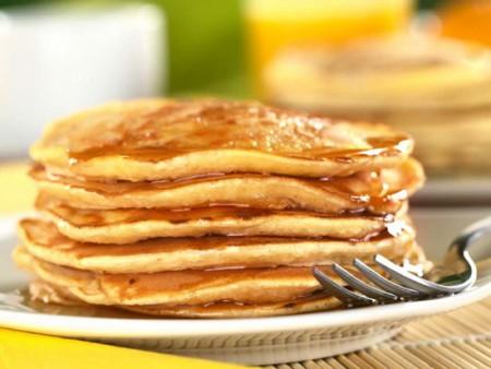 درست کردن پنکیک , پنکیک برای صبحانه