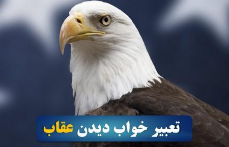 تعبیر خواب گرفتن عقاب , تعبیر خواب پرواز عقاب