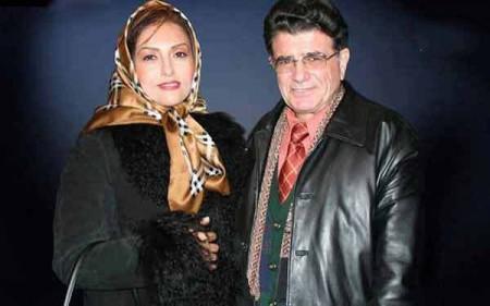 کتایون خوانساری و محمدرضا شجریان