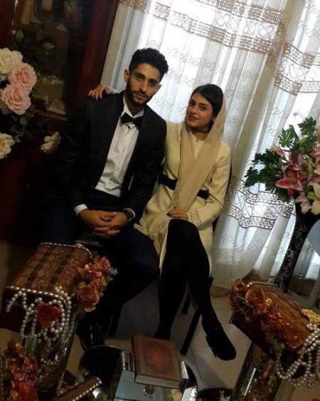 همسر میلاد عبادی پور